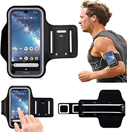 Qualität Gym Running Sports Workout Armband Phone Case Cover Nokia 2.2