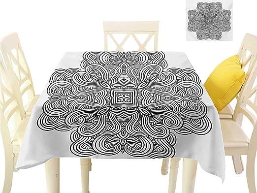 familytaste, Mantel para Mesa con diseño de Nudo Celta único ...