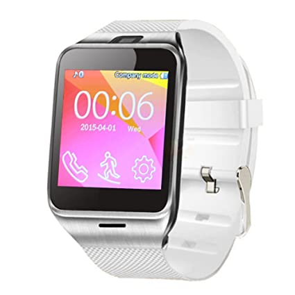 Amazon.com: Hiwatch Bluetooth Smart Watch GV18 With NFC ...