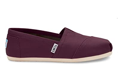 92358eef26b TOMS Women s Red Mahogany Classic 10008749 (Size  ...