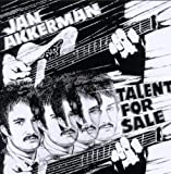 Talent For Sale by Jan Akkerman (2012-02-07)