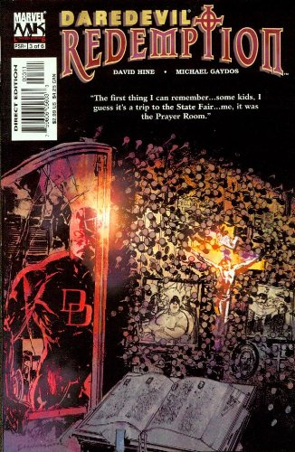 Daredevil: Redemption #3