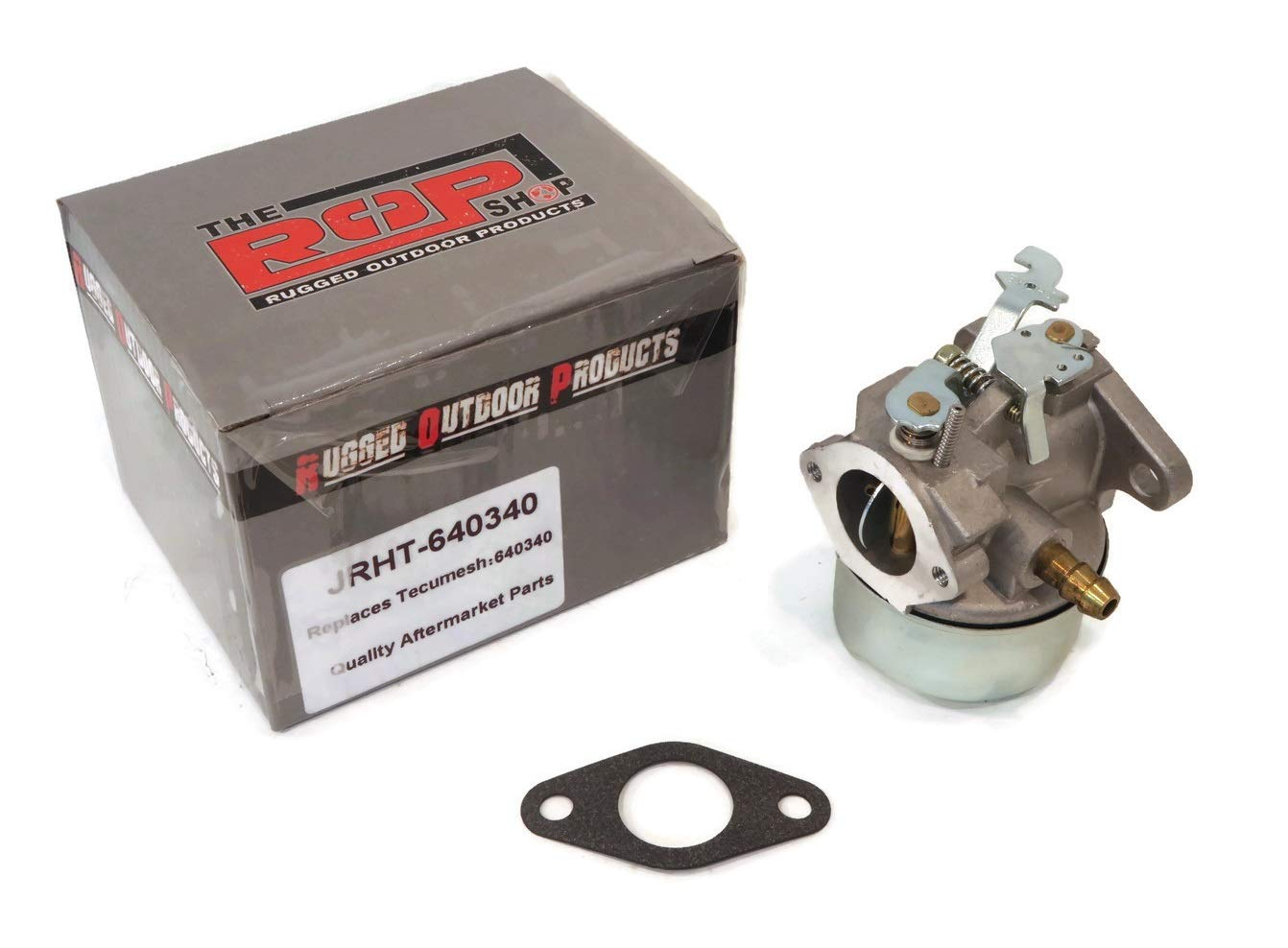 The ROP Shop New Carburetor Carb for Tecumseh 640340 OH195EA OH195EP OH195XA OH195XP Engines by The ROP Shop