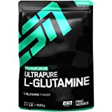 ESN Ultrapure L-Glutamine Powder, 500 g