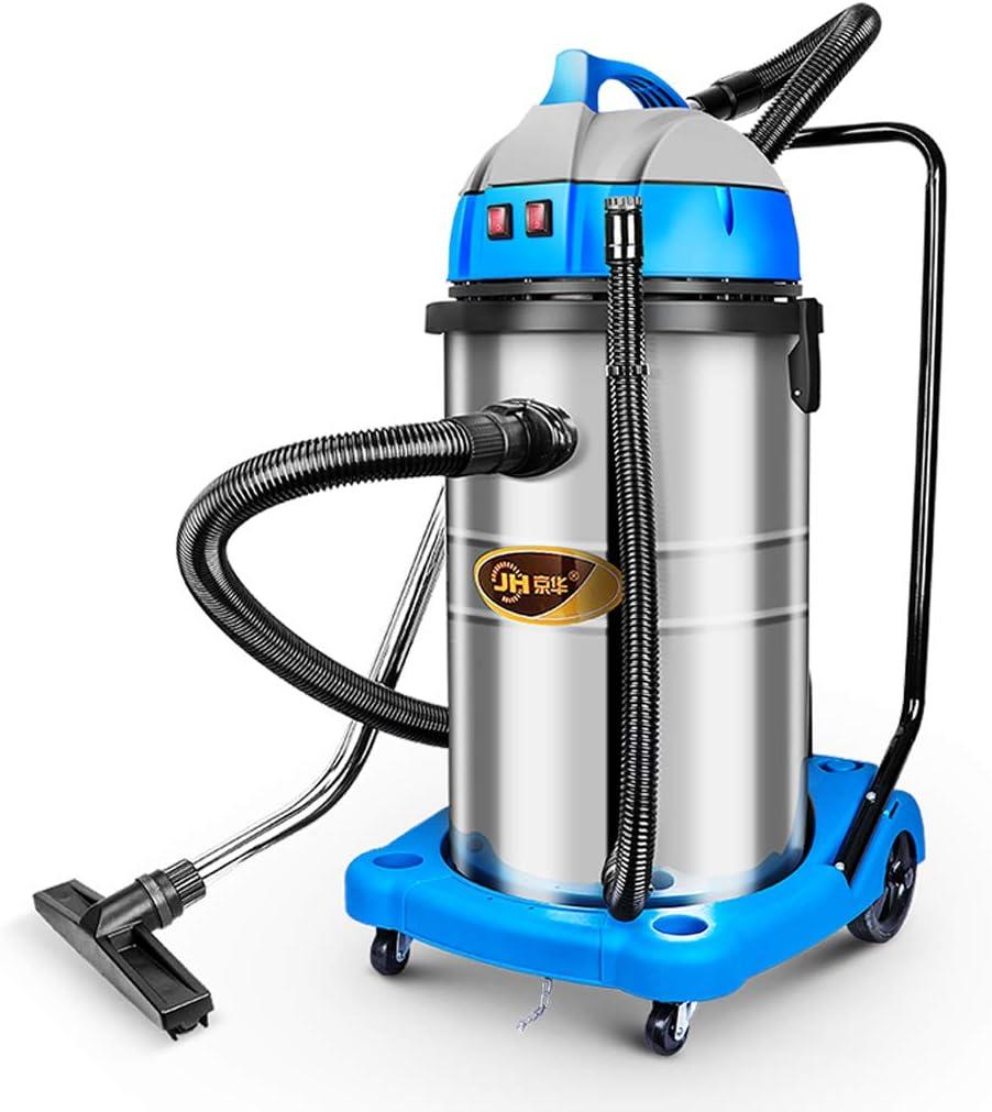 JION Aspiradora en húmedo y en seco, aspiradora 2000W 80L con ...