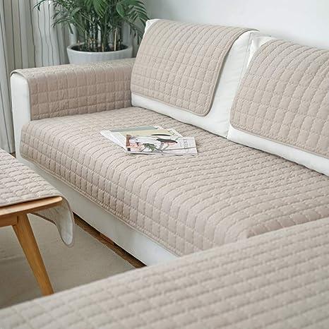 Zzy Protector de Muebles Varios tamaños 100% algodón sofá ...