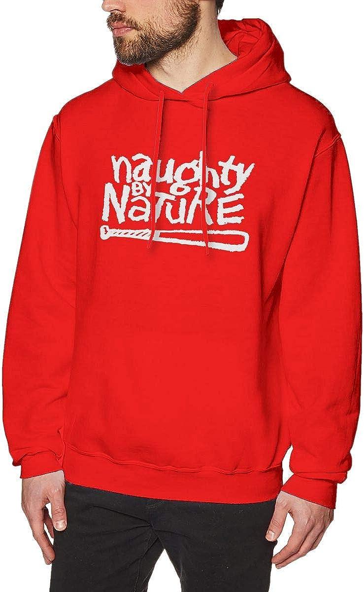 Naughty by Nature Mens Fashion Full Zip Sweatshirt