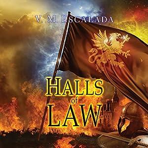 Halls of Law Audiobook