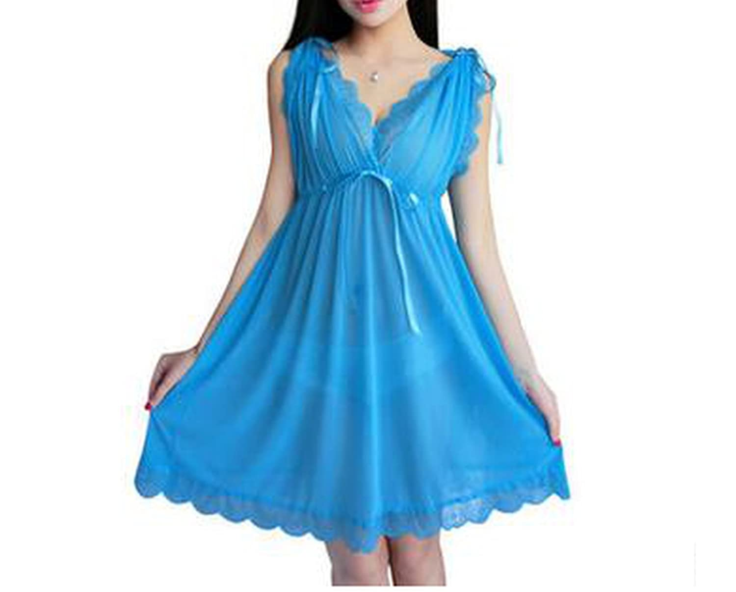 75ee8a7cf4 Meet the beauty Shirt Sleep Nightgowns Sleepwear Nightdress Women s Sexy  Sleepwear Sexy Women s Nightgown Women Sleep Wear Sets with g String