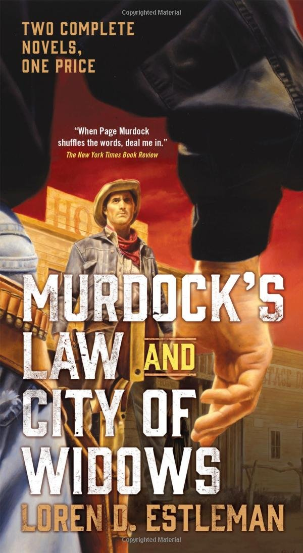Download Murdock's Law and City of Widows: Two Complete Page Murdock Novels ebook