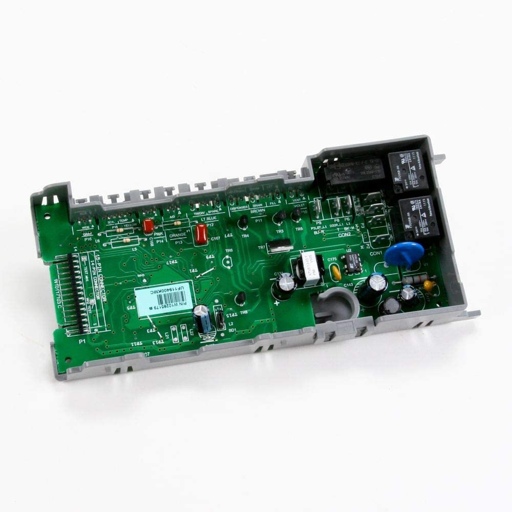 Whirlpool W10285179 Dishwasher Electronic Control Board Genuine Original Equipment Manufacturer (OEM) Part