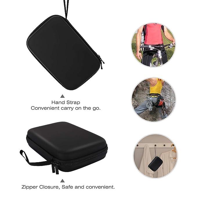Amazon.com: MoKo Funda de transporte GPS de 7 pulgadas ...