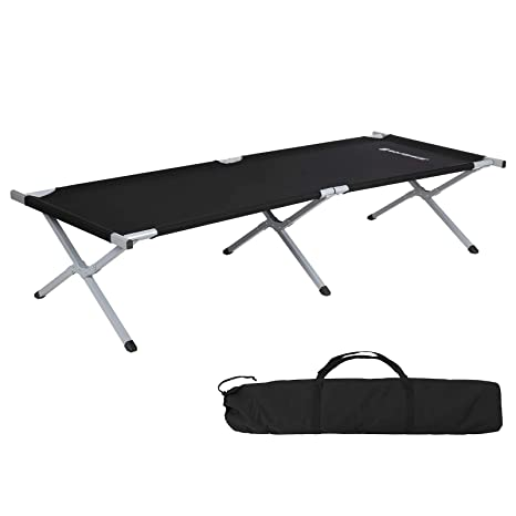Tavoli, sedie e sgabelli da campeggio Campo XL letto campeggio letto lettino letto per ospiti letto da viaggio brandina lettino da campeggio