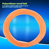 Polyurethane Round Belt, Smooth Surface