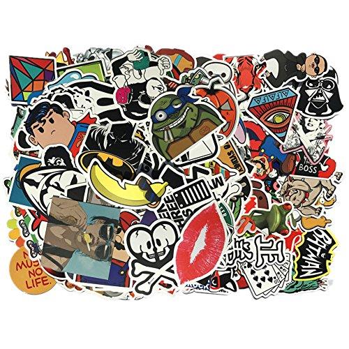 Car Stickers  , SHENGDELONG Laptop Stickers Waterproof Vinyl