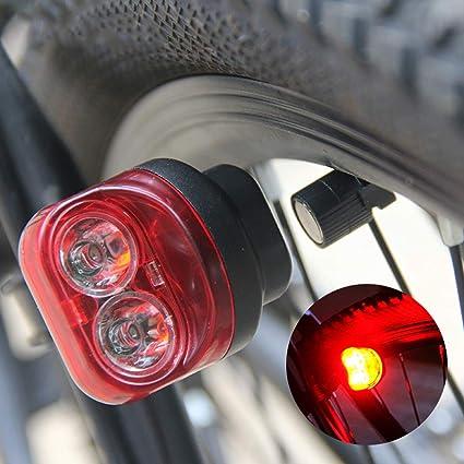 Fahrrad Rücklicht Intelligent Sensory Brake Light Bike USB wasserdichte Rückleuc