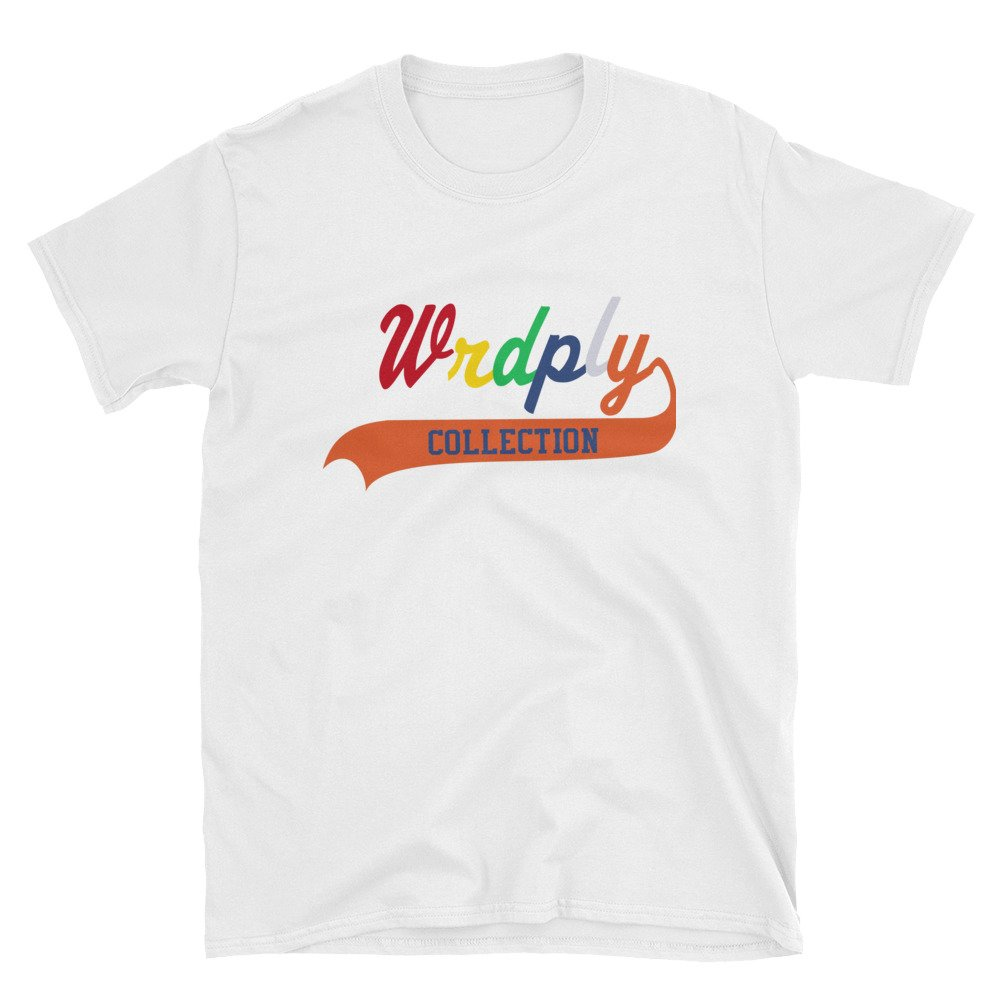 WRDPLY Collection Short-Sleeve Unisex T-Shirt