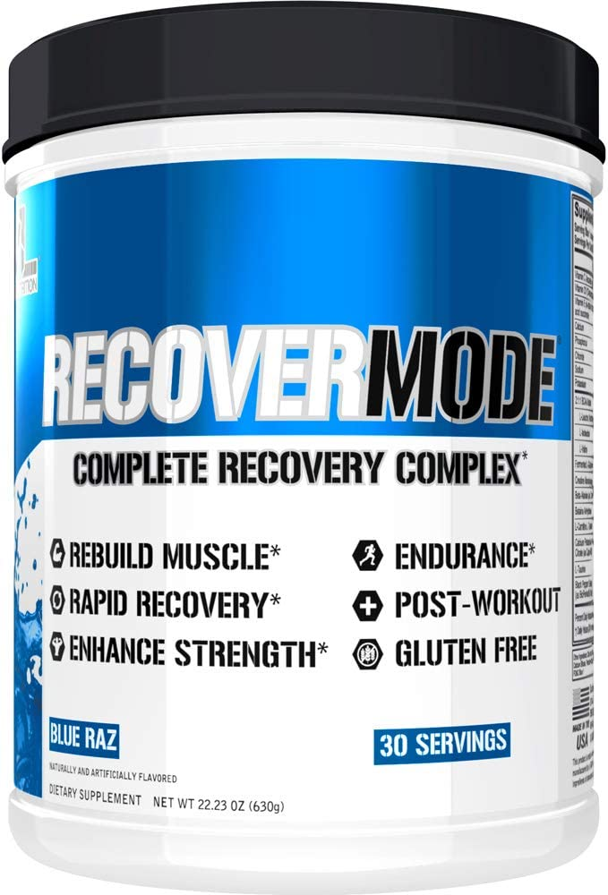 Recover Mode Post Workout Recovery Complex with BCAA