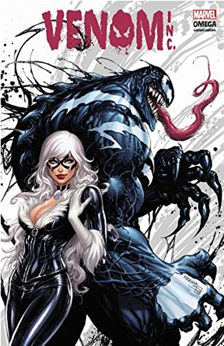AMAZING SPIDER-MAN VENOM INC OMEGA #1 TYLER KIRKHAM LIMITED EDITION EXCLUSIVE VARIANT COVER A PREORDER SHIPS 3RD WEEK OF JANUARY COVER IMAGE NOT FINAL MARVEL COMICS - Exclusive Variant Cover