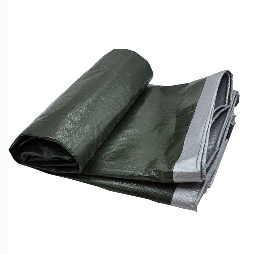 JIANFEI オーニング 防水耐寒性耐寒性アンチエイジングライトポリエチレン厚0.35mmカスタマイズ可能 (色 : Gray, サイズ さいず : 4.8x9.8m) B07FTN9G6P 4.8x9.8m|Gray Gray 4.8x9.8m
