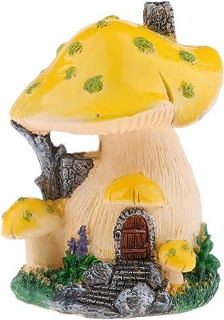 Tubayia - Figura Decorativa de Hongo para casa, jardín, césped: Amazon.es: Hogar