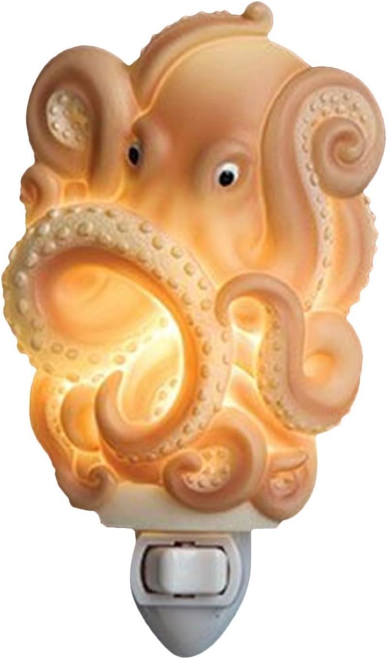Ibis & Orchid Design Ocean Octopus Nightlight