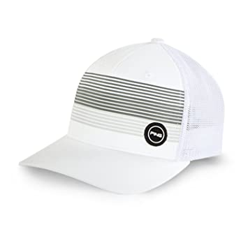 PING Golf Gorras (Fitted Sport Mesh, White, L/XL): Amazon.es ...
