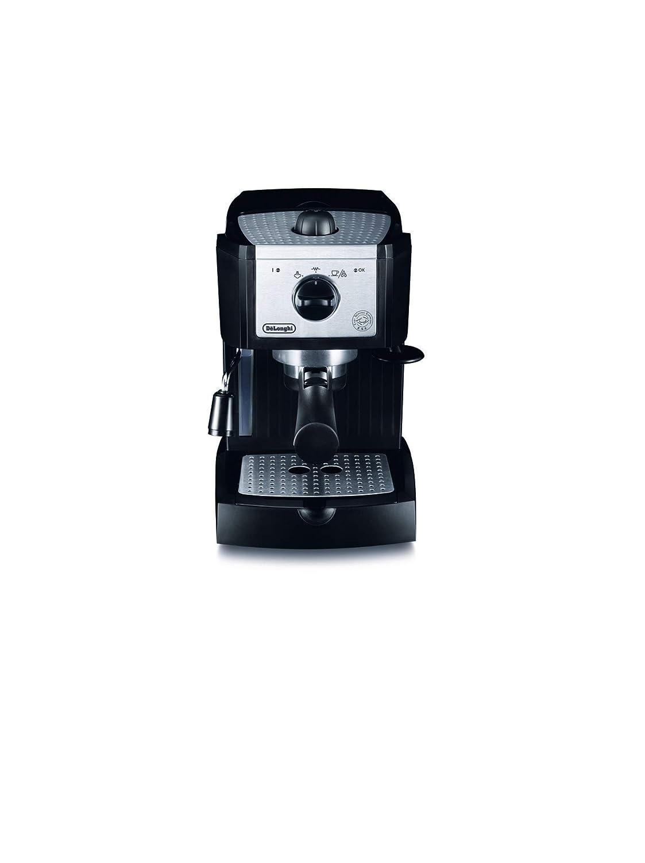 DeLonghi EC156.B Cafetera automática independiente, 1100 W, 1 L ...