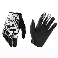 Garra del monstruo del motocrós de equitación guantes de moto motocicleta Cavalier, black, l
