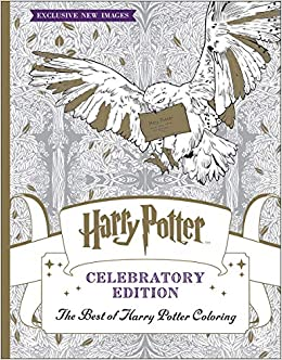 The Best of Harry Potter Coloring: Celebratory Edition (Harry Potter ...