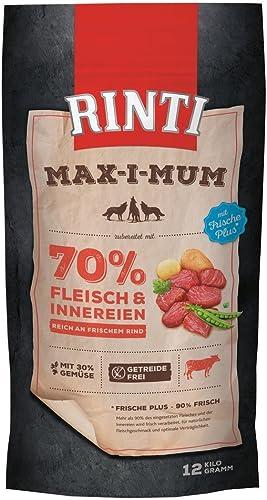 Rinti-MAX-I-Mum-Rind-Hundefutter