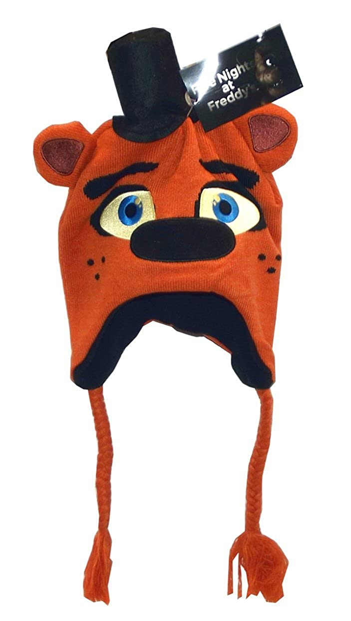 Five Nights At Freddy's Character Beanie: Fazbear Bioworld