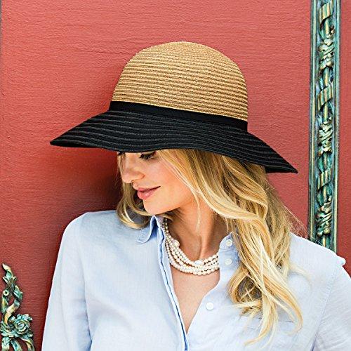 Wallaroo Women's Riviera Hat - UPF 50+ Sun Protection