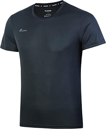 NECK T-SHIRT Runner Elements Personal Best Dry Fit Breathable Sports V