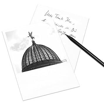 Cognosco Postkarte Dresden Im Polaroid Look Motiv Zitronenpresse