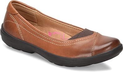 Comfortiva Renee Tan Cow Vintage Women's Shoes