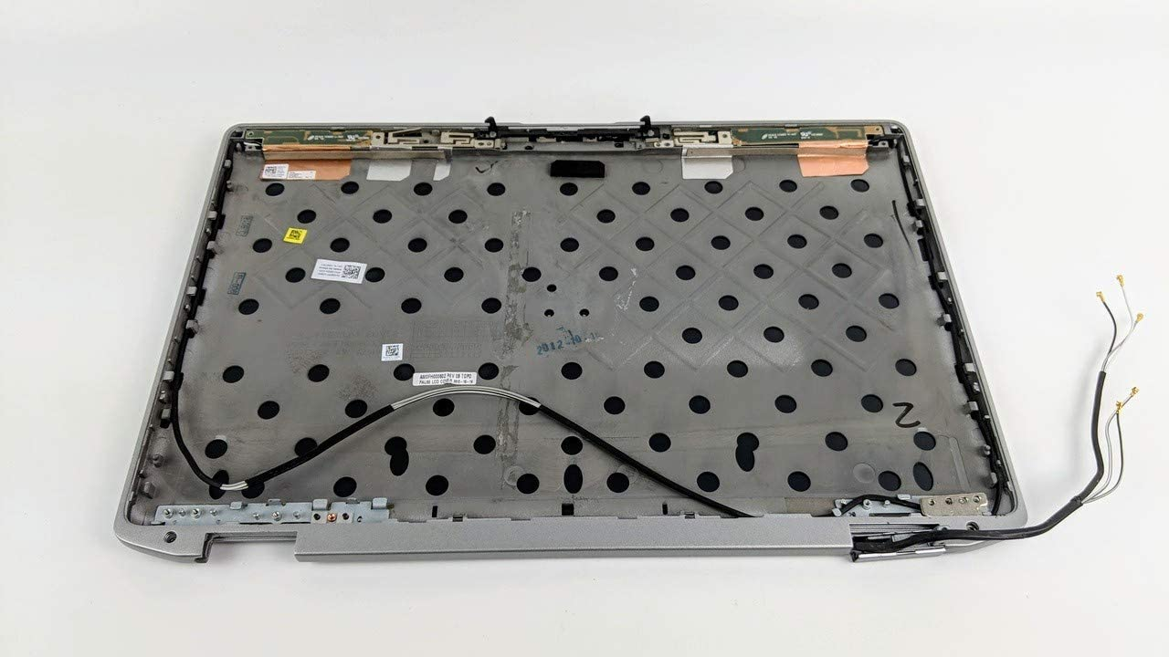 A New Dell Latitude E6520 LCD Back Cover Lid /& Hinges 3DTFT 03DTFT