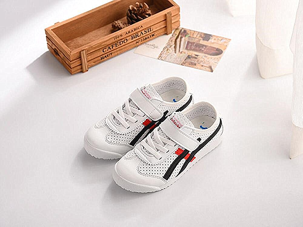 YSNJL Kids Running Tennis Shoes Lightweight Casual Walking Sneakers for Boys and Girls