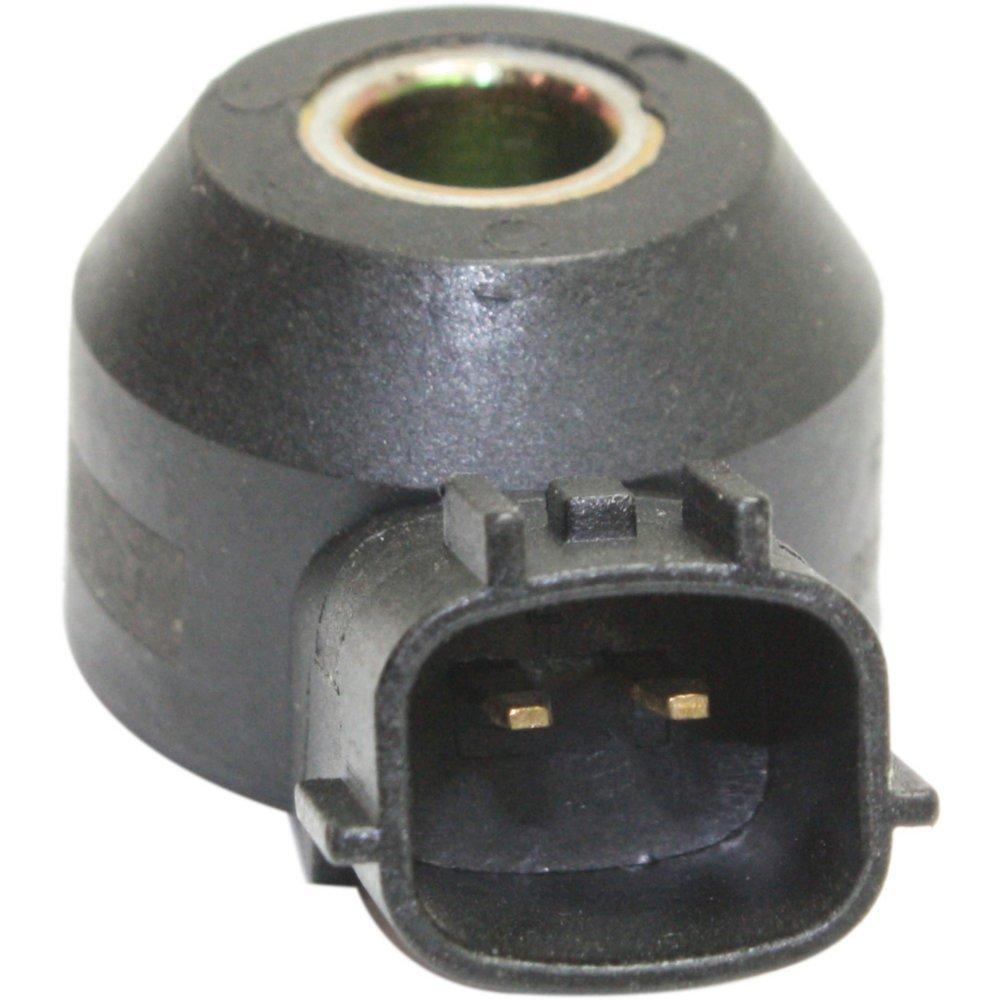 Evan-Fischer EVA3946231516 Knock Sensor 2 Male Blade Terminal Female Connector Direct Mounting Type