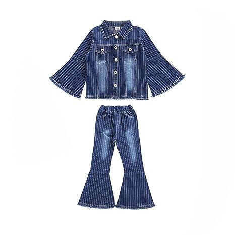 Conjuntos de ropa para niños, Jeans for niños Pantalones ...