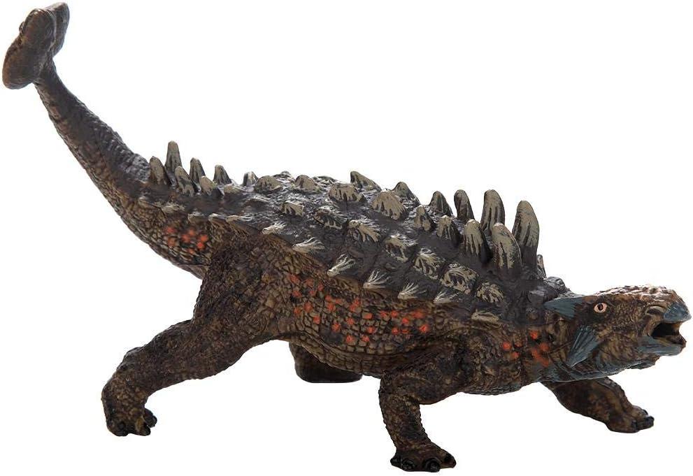Duokon Juguete de Dinosaurio Simulación Plástico Animal Tiranosaurio Rex Pterosaurio Allosaurus Dilophosaurus Triceratops Torosaurus Modelo Colección Regalo de los niños