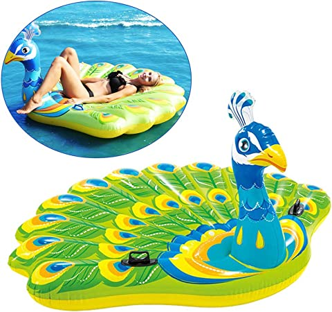 Kids//Adult Inflatable Giant Pool Float Large Swimming Beach Raft Lilo Toys Party