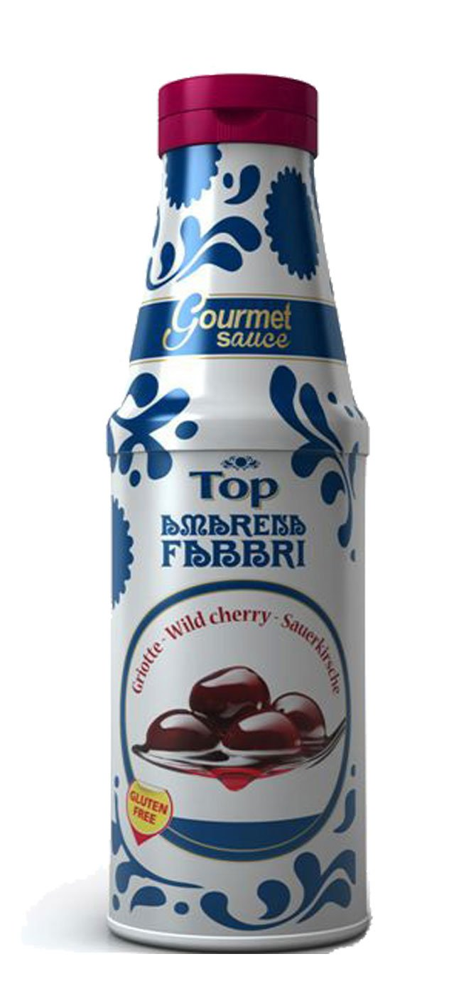 Fabbri Amarena - Cherry Syrup - 33.5 Fl Oz (Pack of 1)
