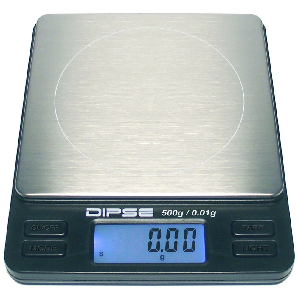 200 by 0.01 G from DIPSE Germany by Dipse Professional Digital Pocket Scale Mini Scale