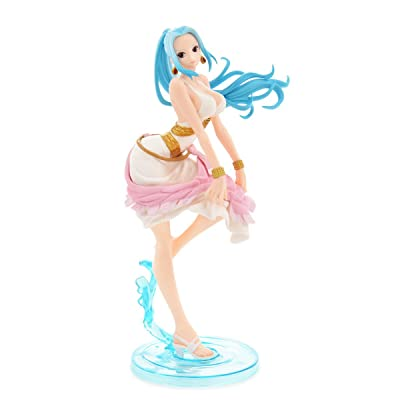 Banpresto One Piece Glitter & Glamours Nefertari Vivi A Action Figure: Toys & Games