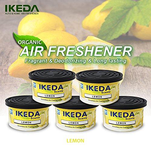 lemon car air freshener - 9