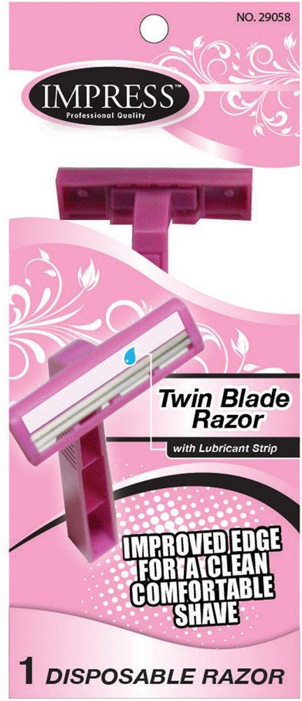 Handy Solutions 3-pack Women's Twin Blade Razors 144 pcs sku# 1869524MA