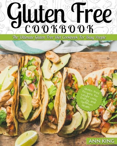 Gluten Free Cookbook Ultimate Recipes product image