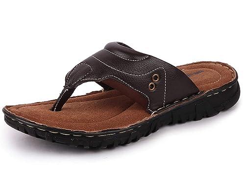 Buy BATA Mens Slipper and Chappals (7UK