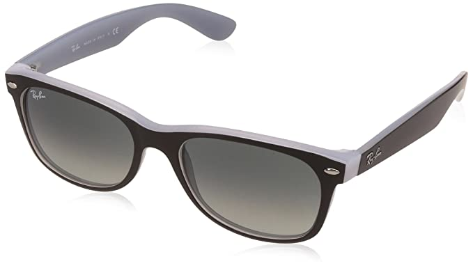 392a24f9a7 Image Unavailable. Image not available for. Color  Ray-Ban Men s New Wayfarer  Square Sunglasses ...